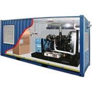 Контейнерные электростанции в диапазоне мощности от 100 до 400 кVA фото