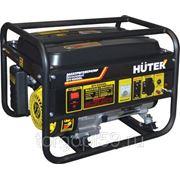 """Бензиновый генератор """"Huter"""" DY4000L фото"""