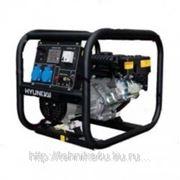 Электрогенератор Hyundai HY6000 фото