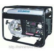 Электрогенератор Hyundai HY7000LE фото