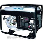 Электрогенератор Hyundai HY9000LER фото