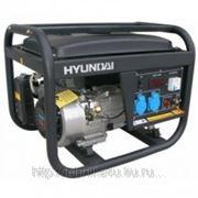 Электрогенератор Hyundai HY2500L фото