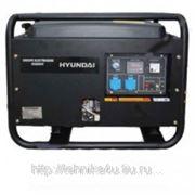 Электрогенератор Hyundai HY7000SE фото