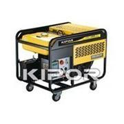 Агрегат сварочный бензиновый KGE280EW фото