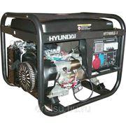 Бензогенераторы Hyundai HY 7000 LE-3 фото