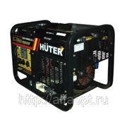 Электрогенератор бензиновый Huter DY6500LX-электростартер фото