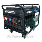 Электрогенератор Hyundai DHY12000SE фото
