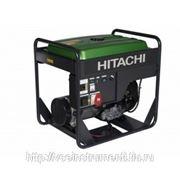 Бензиновый генератор hitachi e 100 3p фото