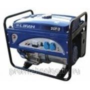 Бензиновый генератор LIFAN 2GF-3 фото
