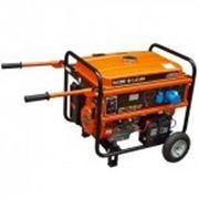 Бензиновый генератор -LIFAN 5GF-4 (5,5 кВт) фото