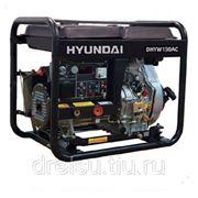 Сварочные генераторы Hyundai DHYW 190 AC фото