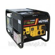 Электрогенератор бензиновый Huter DY12500LX фото