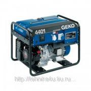 Электрогенератор Geko 4401 E - AА/HЕBA фото