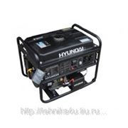 Электрогенератор Hyundai HHY7000FE фото