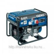 Электрогенератор Geko 5401 ED-AA/HEBA BLC фото