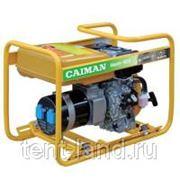 Генератор дизельный Caiman MASTER 4010DXL15 фото