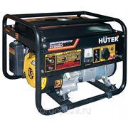 """Бензиновый генератор """"Huter"""" DY3000LХ фото"""
