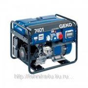 Электрогенератор Geko 7401 E -AА/HЕBA BLC фото