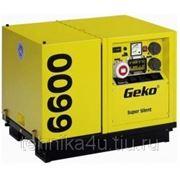Электрогенератор Geko 6600 ED–AA/HEBA SS фото