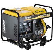 Сварочные генераторы Kipor KDE5000EW фото