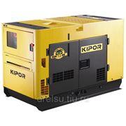 Дизельные генераторы Kipor KDE13SS3 фото