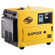 Дизельные генераторы Kipor KDE6700TA фото