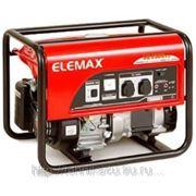Электрогенератор Elemax SH 7600 EX-R фото
