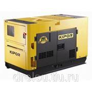 Дизельные генераторы Kipor KDE60SS3 фото