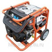 Генератор бензиновый ECO Power line ZM 6500-E фото
