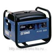 Электрогенератор SDMO ALIZE 3000 фото