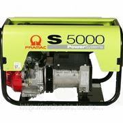 Бензиновая электростанция Pramac S5000 фото