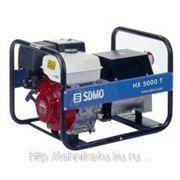 Электрогенератор SDMO HX 5000 T-C фото