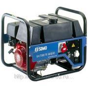 Электрогенератор SDMO SH 7500 TE-S фото