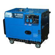 Дизель генератор TSS SDG 6500S фото