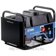 Электрогенератор SDMO SH 7500 TE фото