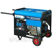 Дизель генератор TSS SDG 6500EH фото