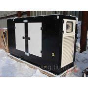 Дизель-генератор Ricardo SH100GFS, 125 кВа\100 кВт в кожухе фото