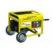 Бензиновый генератор GG7500E-3 фото