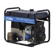 Дизельная электростанция для сварки постоянным током до 180 А WELDARC VX 180/4 DE фото