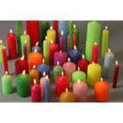 Свечи декоративные фото