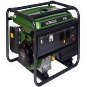 Бензиновый генератор Hitachi E40 фото