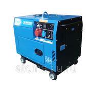 Дизель генератор TSS SDG 6500S3 фото