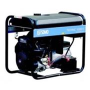 Автоматический бензиновый генератор 10кВт SDMO Technic 10000E auto фото