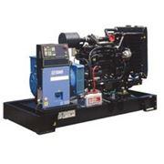 Дизель-генератор SDMO J130K/Auto Montana (исполнение открытое, кожух или контейнер — опция) фото