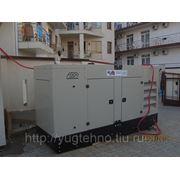 Электростанция дизельная 15-160 кВт фото