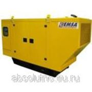 Дизельная электростанция EMSA EDO 235 мощность 214 кВа фото
