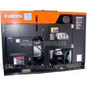 Дизельные электростанция Kubota — J315 (Япония) -14квт фото