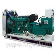 Дизельная электростанция АД200-Т400 в кожухе, с АВР WuDong фото