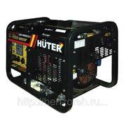 Портативный дизельный генератор HUTER LDG14000CLE-3 фото