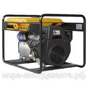 Генератор бензиновый Robin-Subaru EB 12.0/230-SLE, 220 В, 12 кВт, 130 кг фото